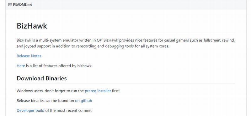 GitHub 最初に表示されるreadmeにリンクが記載されている場合