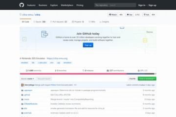 GitHub トップページ