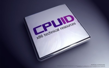 CPU-Z 公式 壁紙
