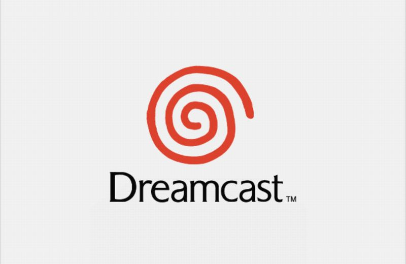 Dreamcast 起動ロゴ画面