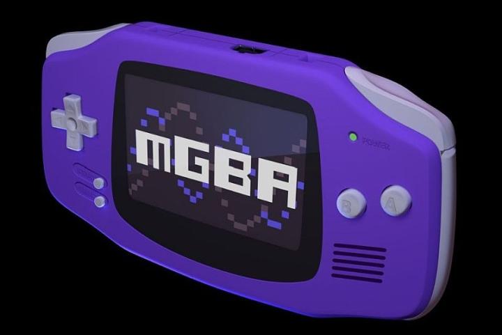 mGBA デフォルトイメージ