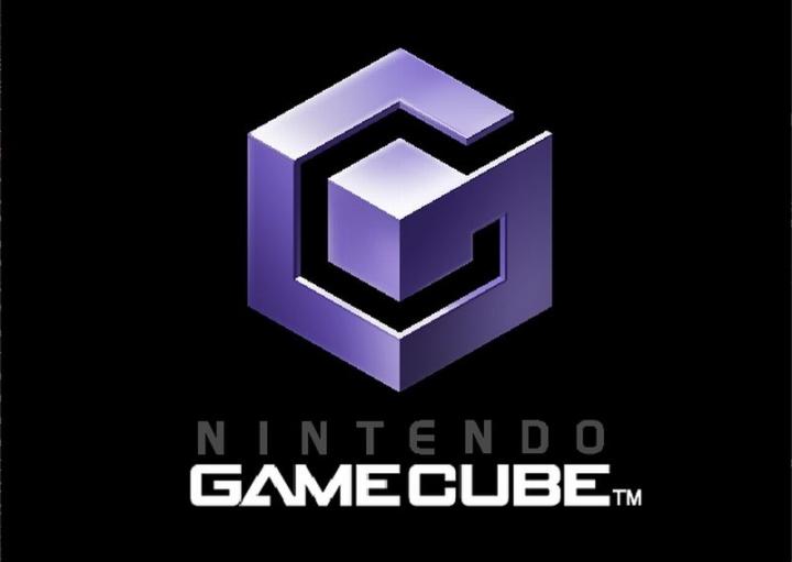 GameCube Boot画面
