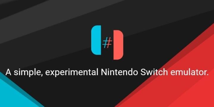 Switchエミュ Ryujinx 公式サイト トップイメージ