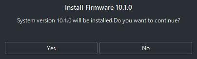 Switchエミュ Ryujinxの導入と設定 ファームウェアのバージョンとインストールの確認