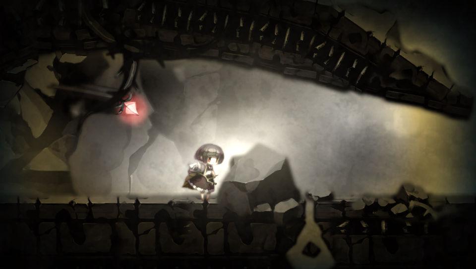 Vita3K ロゼと黄昏の古城 プレイ画面
