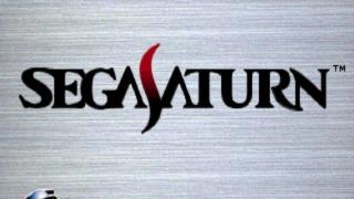 Sega Saturn 起動画面