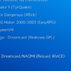 Flycast WinCE Libretro – Experimental core released! – Libretro